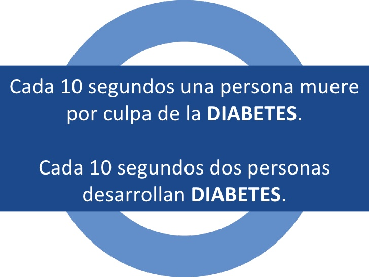 día en la vida de alguien con diabetes